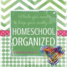 Clutter Robs Your Home School of Peace Homeschool demands can threaten your peace, especially if the house is a mess. Expanding clutter, unfolded laundry, misplaced assignments, telephone interrup…