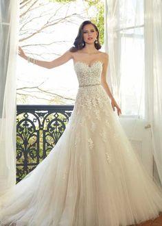 Becker's Bridal :: Michigan's Premier Bridal Salon |   F25511Y