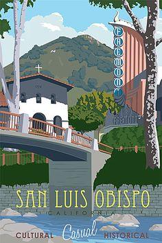 San Luis Obispo Eco Friendly Art