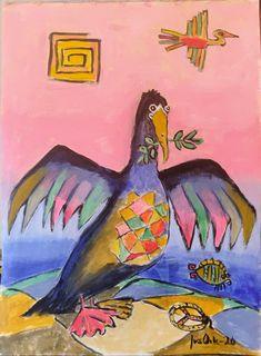 Sea Art, Figurative Art, Abstract Art, My Arts, Landscape, Canvas, Painting, Tela, Scenery