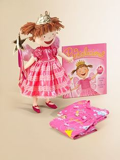 Pinkalicious Madame Alexander Doll!