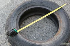 Image titled Make a Tire Rocker Step 1