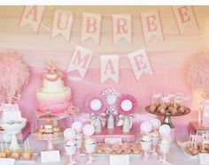 Ballerina Party Printable - Ballet Party - Dance - Girl Birthday -Huge Party Set by Amanda's Parties TO GO