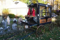 wow - how to build a hearse prop