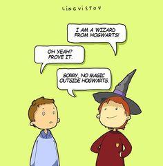 Hogwarts / Poudlard