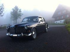 Volvo Amazon - Black Beauty