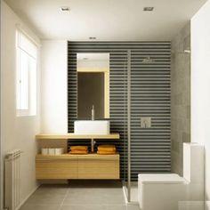 1000 images about hogar on pinterest modern bathrooms for Decoracion banos modernos fotos