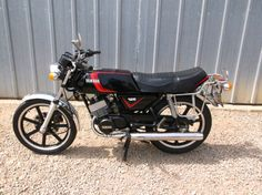 1981 Yamaha RD125 DX Twin Cylinder Motorcycle Only 13082 Km's Barn Find For Sale Christchurch.Dorset, United Kingdom | AutoMotoClassicSale.com