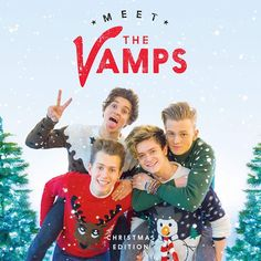 WEBSTA @ beeautiful.mistake.97 - Album: Meet The Vamps (Christmas Edition) by The Vamps - 3:13 PM - 14/12/2016 [#thevamps #loveislove #samelove #lesbian #lesbians #lesbehonest #hotgirls #girlskissing #goals #relationshipgoals #lgbt #girlswhokissgirls #tumblr #heartsnotparts #transgender #genderfluid #gay #bisexual #demisexual #asexual #perfectcouple #loveknowsnogender #gaymarriage #homosexual #gaypride #lovewins #lgbtcommunity #likeforlike #follow #gaycouple]