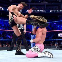No Mercy 2016: Dolph Ziggler vs. The Miz – Intercontinental Championship Career vs. Title Match
