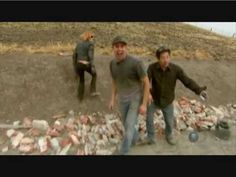 """Your """"FOOD"""" is flammable!  What do you put in your coffee?  Video: """"Mythbusters - Creamer Cannon - YouTube"""""""