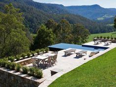 Australian Farmhouse Pool - wow! Gorgeous!!