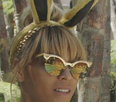 Easter Bunny Realness: The Carters Get Cute For The Holiday (PHOTOS) | Global Grind