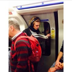 Jamie on the train Jamie Campbell Bower, Sweeney Todd, Jace Wayland, Celebs, Celebrities, Man Alive, Cool Bands, Hot Guys, Husband