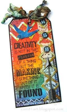 Creativity Tag 006