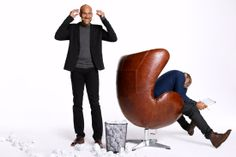 Comedy duo Key and Peele on Time magazine