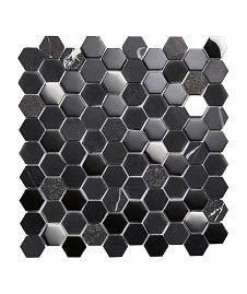 Lunar™ Fusion Black Tile