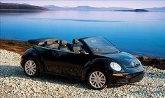 © Volkswagen Beetle Convertible