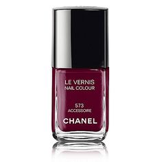 Chanel polish (because good things come in small packages)