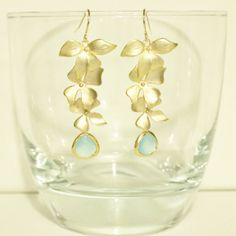 Your place to buy and sell all things handmade Glass Pendants, Color Change, Orchids, Dangle Earrings, Opal, Dangles, Gems, Jewellery, Crystals