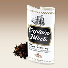 Captain Black has been the biggest selling line of tobaccos in the United States for almost fifty years, and this one is the original. Captain Black Regular is a mixture of Virginia, Burley and Black Cavendish with a distinctively warm, pleasantly sweet flavor and aroma. Try this great American classic!