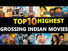 Top 10 Highest Grossing Indian Movies - http://www.iluvcinema.in/telugu/top-10-highest-grossing-indian-movies/