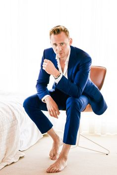 Tom why are you so hot?!