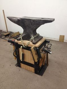 how to mount an anvil - Google Search