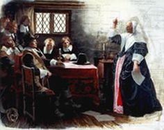 Margaret Brent (1601 - 1671), on 01/21/1648, went before the Maryland colonial assembly to seek two votes in that body, one for herself as a landowner, the other as the legal representative of the absent Lord Baltimore; the assembly turned her down. She was also Governor Calvert's executrix - very powerful woman for the time.
