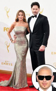 Pitbull reveló detalles de la boda de Sofía Vergara y Joe Maganiello