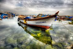 Fotografia The boat de Nejdet Duzen na 500px