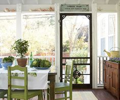 We love these easy petite patio looks: http://www.bhg.com/home-improvement/porch/outdoor-rooms/casual-porch-dining/?socsrc=bhgpin081314petitepatios&page=5
