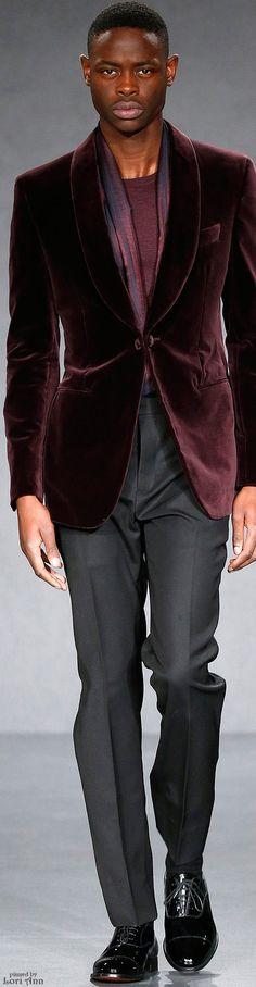 Gieves & Hawkes Fall 2015 Menswear - Gorgeous!