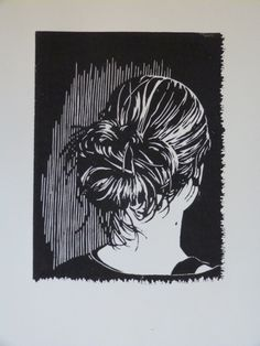 Linolium, Ant Drawing, Linocut Prints, Art Prints, Lino Art, Scratchboard Art, Muse Art, Sewing Art, Stencil Painting