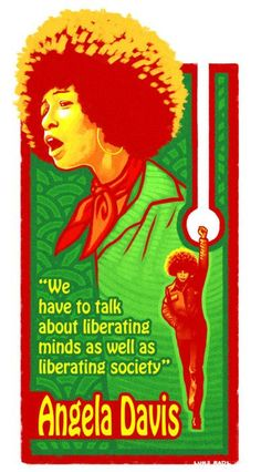 Revolutionaries near and far look to the example set by the black community - today and throughout history - in the ongoing struggle for civil and socia. Angela Davis, Black Panther Party, Black Quotes, Power To The People, Freedom Fighters, African American History, Black Power, Black Is Beautiful, Revolutionaries