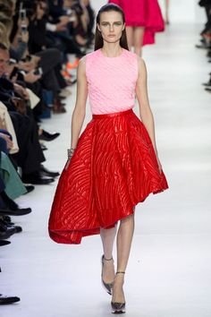 Christian #Dior Fall 2014 Ready-to-Wear Collection Slideshow on Style.com #pfw #fashion