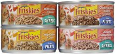 Purina Friskies Chicken Lovers Cat Food Variety Pack  32 CT *** Be sure to check out this awesome product. (This is an affiliate link) #CatFood