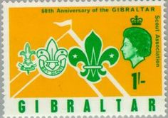 60th Anniversary of Scouts in Gibraltar
