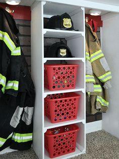 Fire Station Playroom. Fireman RoomFirefighter ...