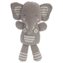 Theodore Elephant Plush
