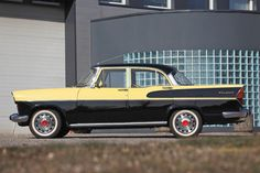 Kaufberatung: Simca Vedette Chambord - AUTO BILD KLASSIK