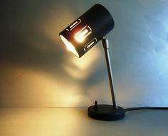 Lampe  50er Jahre von MaDütt auf DaWanda.com