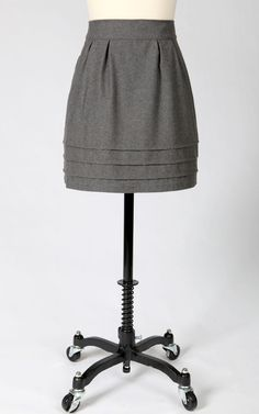 """TULLE. Skirt with Pleats. It's very cute in """"sangria"""" too!"""
