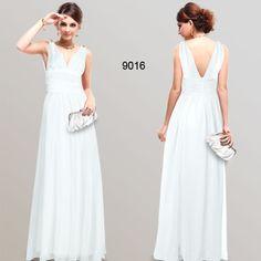 Увеличить Белое платье в греческом стиле