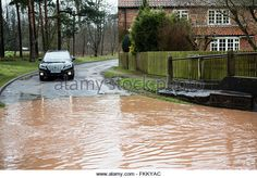 March becks in the villages of Oxton ,and Gonalston have burst their - Stock Image March, Stock Photos, Landscape, Amazing, Image, Scenery, Corner Landscaping, Mac