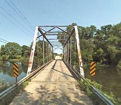 Dyreson Road Bridge