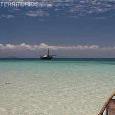 O #OceanoIndico é mesmo incrível! Experimentei no litoral da Austrália África do Sul e #Kenya  Quanto mais perto da linha do Equador mais perfeito fica. Água morna cristalina e um colorido impressionante da vida marinha submersa. Este é um banco de areia no Kisite Marine Park. Conto sobre esse e outros paraísos no Territorios.com.br by blogterritorios