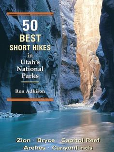 50 Best Short Hikes in Utahs National Parks. :-) Scenic Byway in southern Utah, travels for 124 miles through national parks, state par. Camping And Hiking, Camping Hacks, Hiking Trails, Camping Ideas, Backpacking, Oh The Places You'll Go, Places To Travel, Travel Destinations, Utah Vacation