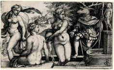 Birtish museum gravure 1533