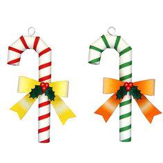 クリスマスオーナメント足りてますか?(*´∨`*) 追加で簡単・無料でダウンロードできちゃう✨カワイイ飾りつけいかがでしょう #スティック #オーナメント #クリスマス #飾りつけ #ペーパークラフト #紙 #赤 #緑